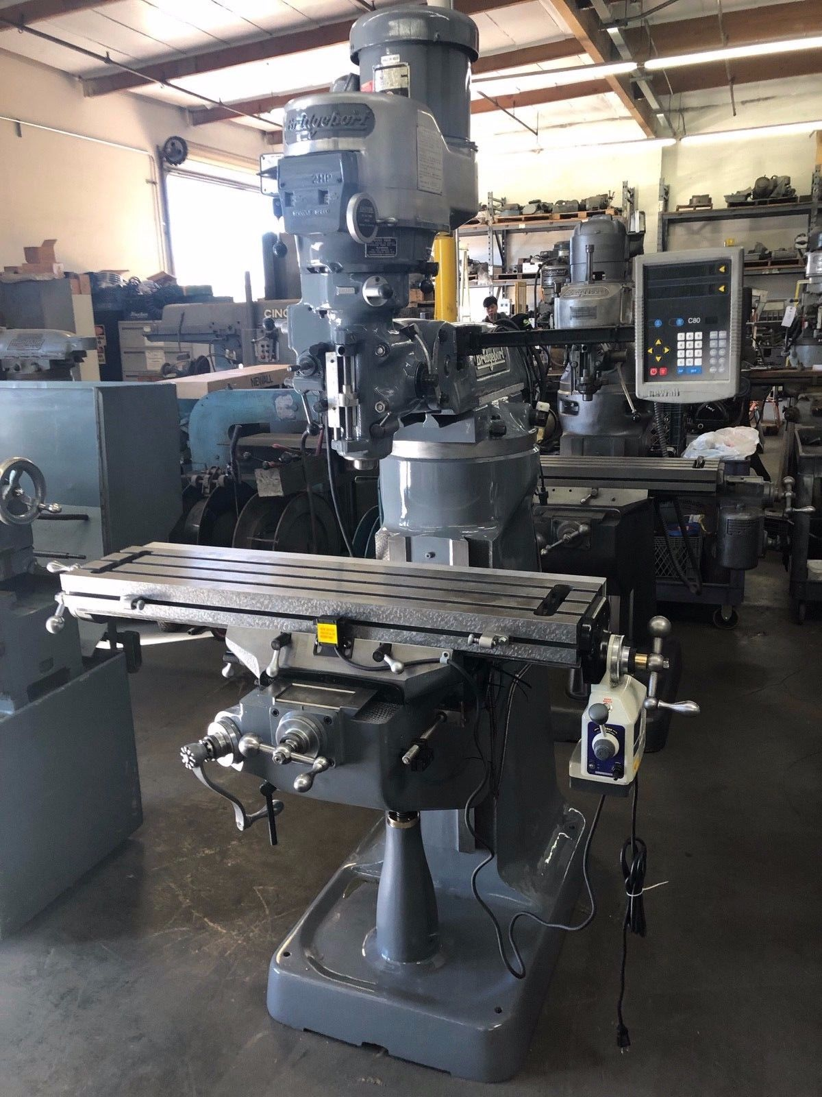 Milling Machine For Sale >> Used Manufacturing Equipment For Sale Anaheim California