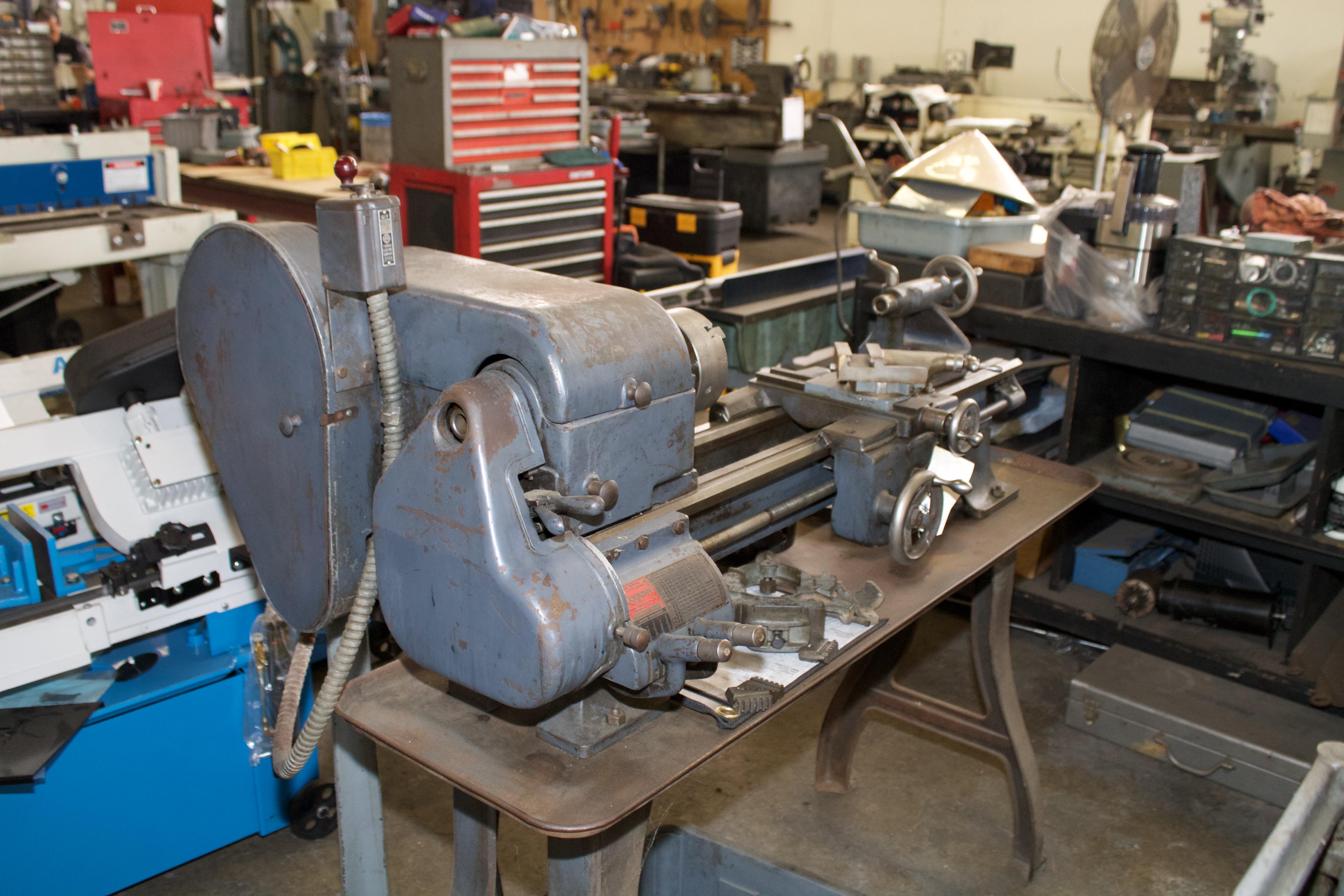 used machine tools california