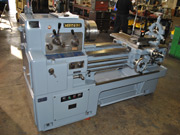 After - Mori Seiki Lathe Rebuild