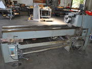 Original LeBlond Lathe Received