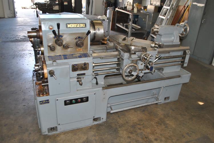 Metalworking Equipment Repair & Rebuilding Services
