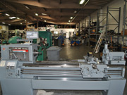 Repair Shop for LeBlond Lathes