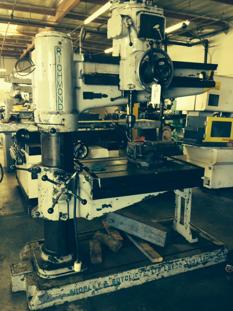 comet milling machine for sale